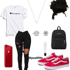 how are y'all today 🥰? high key messed my theme up but oh well 💀 ——… – Mode für Frauen Swag Outfits For Girls, Cute Swag Outfits, Teenage Girl Outfits, Cute Comfy Outfits, Cute Outfits For School, Teen Fashion Outfits, Fashion Mode, Dope Outfits, Simple Outfits
