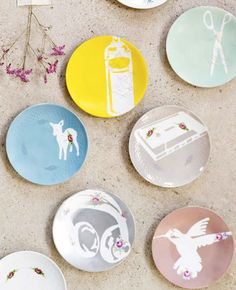 stencil plates.. This Would Look AWESOME On The Wall!