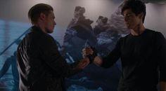 Jace & Alec #Shadowhunters #parabatai