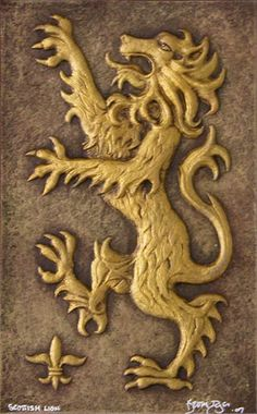 The Scottish Lion is the ancient heraldic emblem of the King of Scots and…