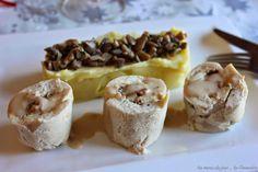 Lyonnaise, Sauce, Christmas Time, Garlic, Pudding, Vegetables, Desserts, Menu, Camille