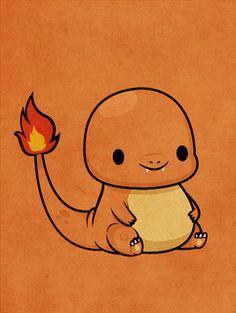 Charmander, quema grasas