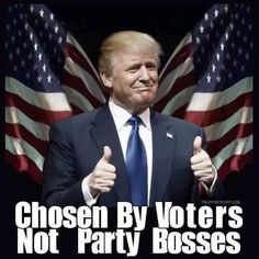 The American People's Choice For President#Trump2016❤️