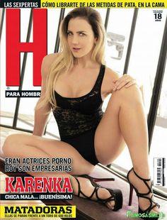 Karenka Juantorena Revista H Junio 2015 [PDF Digital] | FamosasMex
