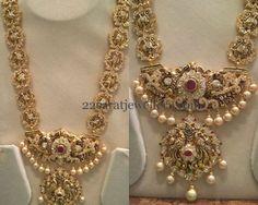 New Long Chains by Sri Mahalaxmi Jewellers - Jewellery Designs