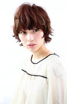 髪型 / ヘアスタイル / ショートスタイル / hair style / short hair style