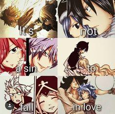 I dont ship lolu  NALU!!!!