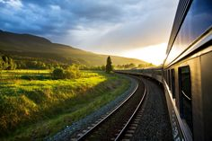 Canada's nationalized passenger line offers 19 routes in eight provinces of the world's second-largest country. (Via Rail Canada / )