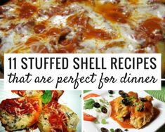 11 Stuffed Shell Recipes That Are Perfect for Dinner