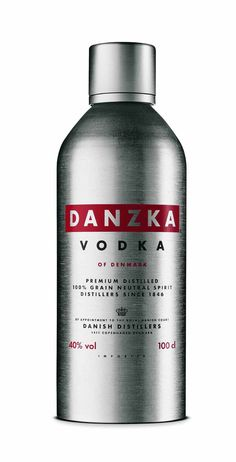Danzka - danish vodka