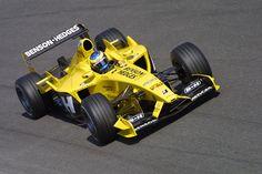 038 · 2003 · Monza · Jordan-Ford Cosworth EJ13 · Zsolt Baumgartner