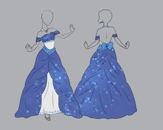 ::Commission by Scarlett-Knight on deviantART Clothing Sketches, Dress Sketches, Dress Drawing, Drawing Clothes, Character Costumes, Character Outfits, Fashion Design Drawings, Fashion Sketches, Drawing Fashion
