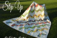 Step Up Quilt