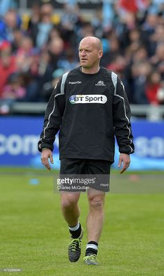 Glasgow head coach Gregor Townsend during the Guinness Pro 12 final match between Munster and Glasgow Warriors at Kingspan Stadium on May 30, 2015 in Belfast, United Kingdom.