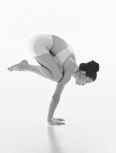 Crane Pose (Bakasana) Photographer David Martinez