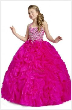 15 Luxurious Party Dresses for Kids