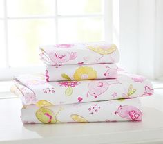 Kinley's sheets to go with the Madras quilt.