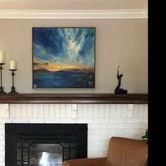 Large Cloud Abstract Art Painting,Large Abstract Painting,Sky Abstract Oil Painting on Canvas,Blue Abstract Art Canvas Painting Blue Abstract Painting, Oil Painting Abstract, Abstract Canvas, Large Wall Canvas, The Artist, Alice, Packing, Etsy, Beautiful