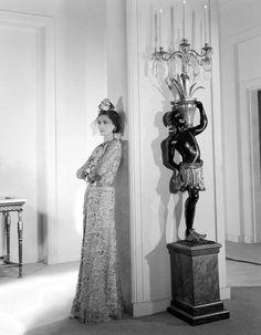 Coco Chanel by Cecil Beaton | 1937