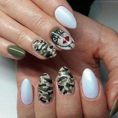 Moro military nails