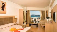 Hotel Lomeniz Beach, Rodos, Grecia Creta, Oversized Mirror, Curtains, Beach, Furniture, Home Decor, Rhodes, Blinds, Decoration Home