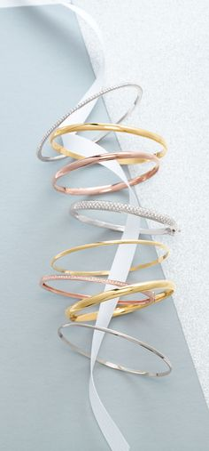 Bangles make great stocking stuffers! Give your customers a selection this season.