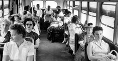 Before Rosa Parks, Claudette Colvin refused to give up her seat. http://vogue.cm/DpnISQC via Teen Vogue