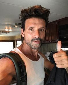 "3,128 Likes, 60 Comments - Frank Grillo (@frankgrillo1) on Instagram: ""Done and dusted. Wrapped for the weekend and #LABOUND. To say I'm happy is like saying Trump is a…"""