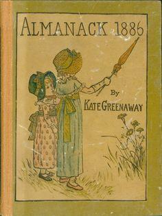 Almanack for 1886  - Cover 1