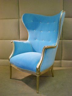 Seekers Bazaar: Mid Century Wing Chairs