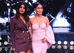 Best Photographs Dance India Dance Kareena Kapoor Khan and Priyanka Chopra take the stage by s. Thoughts Vandana Puthanveettil posseses an elaborate Passion: she is really a part-time alone dancer. Black Hair Knots, Zaira Wasim, Koffee With Karan, Dance India Dance, Beauty P, Kinds Of Dance, Purple Gowns, Taapsee Pannu, Kareena Kapoor Khan