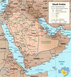 Lived in Saudi Arabia