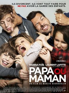 Papa ou maman, un film de Martin Bourboulon Movies And Series, Hd Movies, Film Movie, Movies To Watch, Movies Online, Movies And Tv Shows, Comedy Movies, Schindlers Liste, Entertainment