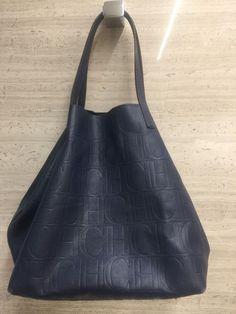 Authentic Carolina Herrera CH leather blue matryoshka bag | Clothing, Shoes & Accessories, Women's Handbags & Bags, Handbags & Purses | eBay!
