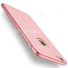 Für Beschichtung Hülle Rückseitenabdeckung Hülle Einheitliche Farbe Hart PC AppleiPhone 7 plus / iPhone 7 / iPhone 6s Plus/6 Plus / 2017 - €3.87