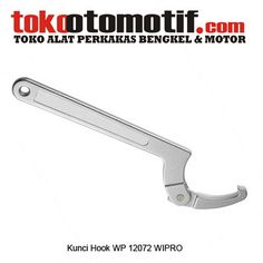 Kunci Hook WP 12072 WIPRO - kunci pengait  Kode : 020326 Nama : Kunci Hook Merk : WIPRO Tipe : WP 12072 Berat Kirim : 1 kg Material : Chrome Vanadium  #HookWrench #KunciPengait