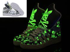 7 Best adidas glow in the dark shoes images  bcb43e6665
