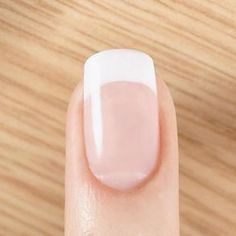 Squoval nails instead of square