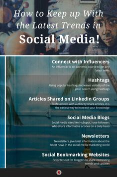 Keep yourself updated about social media marketing - RedAlkemi Social Media Services, Social Media Trends, Social Media Influencer, Influencer Marketing, Social Media Marketing Platforms, Content Marketing Strategy, Marketing Ideas, Marketing Digital, Online Marketing
