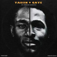 Yasiin Gaye: The Departure (Side One), by Amerigo Gazaway
