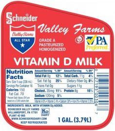 Schneider's Dairy Earns PA Preferred Status
