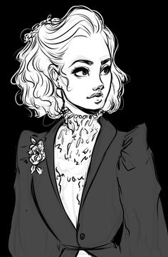 """artofashleighizienicki: """" Sketching while watching Penny Dreadful. Lily tho…am I right? Tumblr 