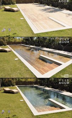 Secret Hidden Swimming Pool By Agor Wonders Of The Web