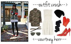 outfit crush // courtney kerr