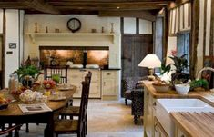 15 Amazing English Country Room Decoration Ideas 13