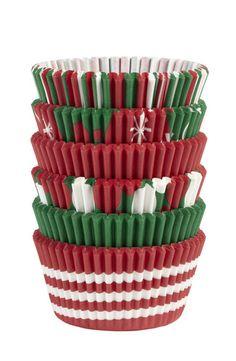 Christmas Cupcake Liners 150 Count