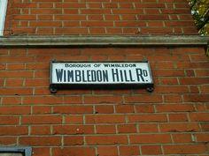Wimbledon Hill Road