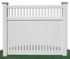Vinyl Fences   King Fence – Westchester Fence Company – 914-337-8700