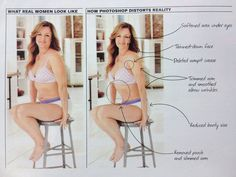 the female body at the forefront of society and media Journal of management and marketing research, volume 17 - october, 2014 body image and ethnicity, page 2 introduction the relationship between women's body image and the images portrayed in the media.
