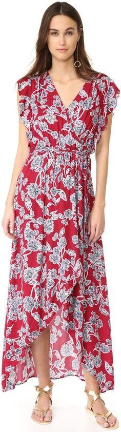 Splendid Etched Floral Dress  api.shopstyle.com...